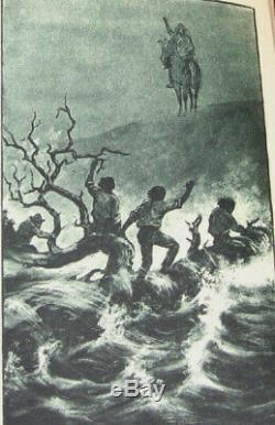 Cuir Positionneurs De Jules Verne! (fin / Mint Condition +!) Première Édition! Rare 1904
