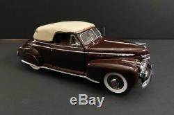 Danbury Mint Chevrolet Special Deluxe 1941 Ltd Ed 124 Mint Condition (61)