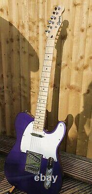 Danish Pete Purple Limited Edition, Squier Fsr Bullet Telecaster, Mint Condition