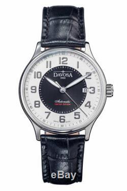 Davosa Classic 2 Tons Édition Limitée, Automatique, Suisse, 40 Mm, État Neuf