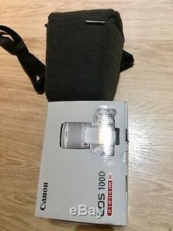 De Canon Blanc Mint Condition Eos Limited Edition Caméra Dslr