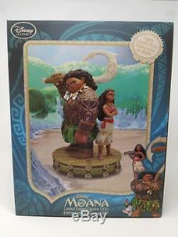 Disney Store Moana Et Maui, Édition Limitée, Figure 10, État, État Neuf