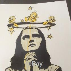 Dolk'praying Girl 'rare Flat Stocked Limited Edition Excellent Condition