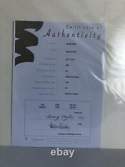 Doug Hyde Nature Trail Edition Limitée Imprimer Unframed Mint Condition