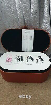 Dyson Airwrap Limited Copper Gift Edition Fully Boxed Utilisé Deux Fois Ex Condition