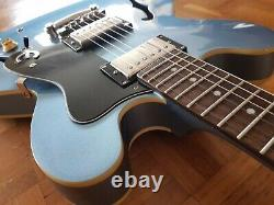 Epiphone Dot ML Pellum Blue Limited Edition 2010 Superb Unmarked Condition