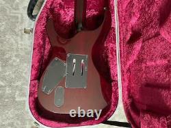 Esp Ltd 1001 Floyd Rose Guitar Excellent État, Légèrement Utilisé