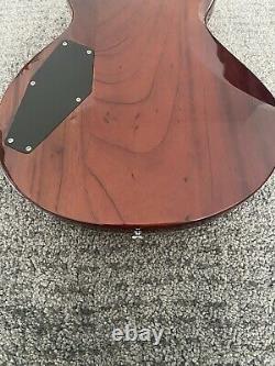 Esp Ltd 256 Gold Top 2013 Guitare Électrique Les Paul Unreal Condition