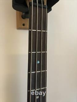 Esp Ltd B-414 Sm Ns 4 Cordes Basse Guitare À Peine Utilisé État Impressionnant