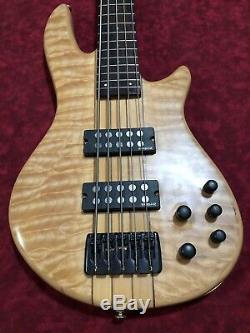 Esp Ltd Bass Guitar Modèle C-305 En Bon État