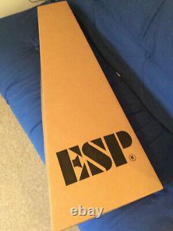 Esp Ltd Ec-1000 Deluxe Vb Dans Un État D'utilisation Immaculé