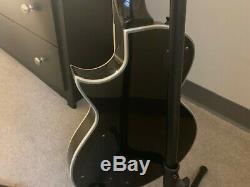Esp Ltd Ec-1000t Ctm Guitare Électrique Avec Étui Rigide! Bonne Condition