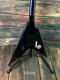 Esp / Ltd Gauchers Larrow1000vlandlh Arrow-1000 Lefty V-forme Guitare Électrique