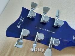 Esp Ltd Ps1000 Guitare Main Gauche Excellent État Postage Gratuit