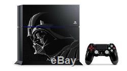 État Neuf Sony Ps4 1 To Star Wars Limited Edition + 2 Contrôleurs & 7 Jeux