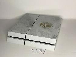 État Parfait Sony Ps4 Destiny Take King Limited Edition Console Uniquement