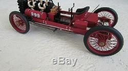 Exoto 1902 Henry Ford 999 Voitures Course 118 Boîtes D'origine Nouvelle Condition Non Ouverte