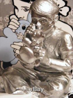 Faile'bunny Boy ' Très Rare Sculpture Limited Edition Excellent Etat