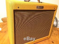 Fender Blues Junior Ltd Édition Laqué Tweed Fini Excellent État