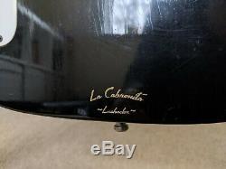 Fender Custom Shop Limited Edition Cabronita Luchador Relic Tv Jones Forme Strat