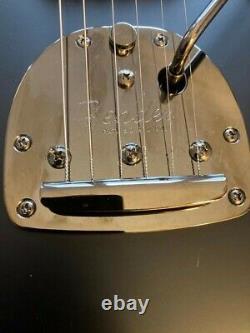 Fender Limited Edition Noir Jazzmaster Fabriqué Au Japon Mij Showroom Condition Uk