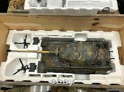 Forces De Valor Allemand King Tiger Tank 116 Diecast État Superbe