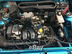Ford Escort Xr3i Décapotable Toit Ouvrant Édition Limitée Bel État