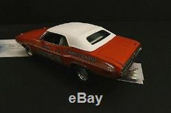 Franklin Mint Dodge Challenger 1971 Pace Car Ltd Ed 124 Mint Condition (220)