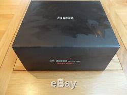 Fujifilm X100, Noir Limited Edition. Excellent État, Très Authentique X100