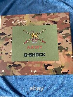 G-shock Mudmaster Gg-b100ba-1aer Édition Limitée De L'armée Britannique, Etat À La Menthe