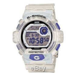 G-shock X Dgk G-8900dgk-7er Édition Rare Limited, Mint Condition, Boîte Et Étiquettes