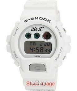 G-shock X Illest Dw-6900fsfat2-7cu Édition Limitée, État Neuf