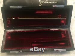 Gemeinhardt Roy Seamans Ltd 4800 Excellent Condition Professional Piccolo