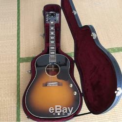 Gibson J-160e 1964ltd Bon État Du Japon Belle Rare Ems F / S