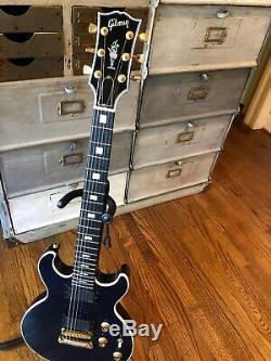 Gibson Limited Edition, Double Pan Coupé, 2008, Excellent État Bleu