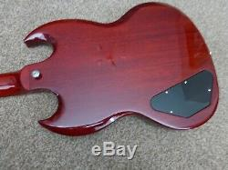 Gibson Sg Standard 2014 Ltd Neck Grande État Edition 50
