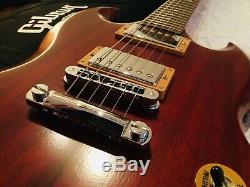 Gibson USA Sg Spécial Guitare 2014 Avec Étui. Édition Limitée. En Parfait État