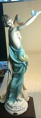 Giuseppe Armani 1692c- Wings Of Beauty- Limitée Édition- 2002 Etat Neuf