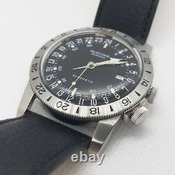 Glycine Airman No. 1 40mm Purist Limited Edition Gl0163 Excellent État