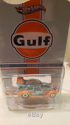 Golfe Hot Wheels Racing Rlc Volkswagen Beetle Drag. La Condition Est Doux