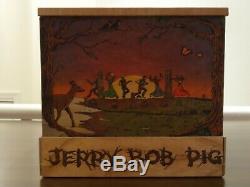 Grateful Dead 30 Voyages Autour De La Boîte Sun Set 80 CD 1965-1995 Comme Neuf Condition