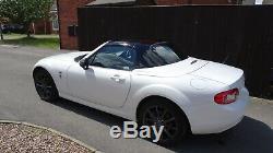 Haut Rigide Rétractable Mazda Mx-5 Sport Noir, Édition Limitée - Très Bon État