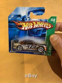 Hot Wheels Super De Piste (impeccable) Sc 2007 Skyline Gt-r