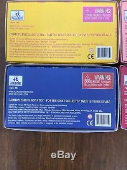 Huckleberry Jouets Toffee Poupées Lot De 4 Poupées Édition Limitée. Nouvelle Condition