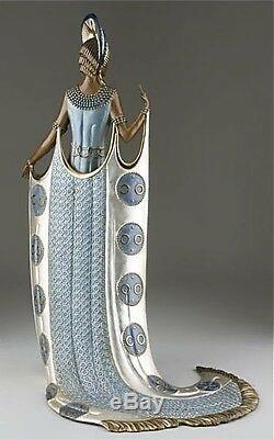 Iras (bronze), Édition Limitée, Erte, Neuf, Avec Coa