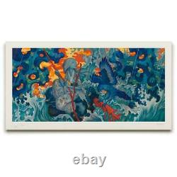 James Jean Adrift Mint Condition Art Print Signé & Numbered Limited Edition