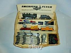 Jauge Flyer American Vintage Train De Nice Condition 21004
