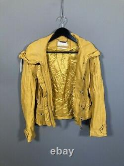 Karen Millen Limited Edition Leather Jacket Uk12 Great Condition Womens