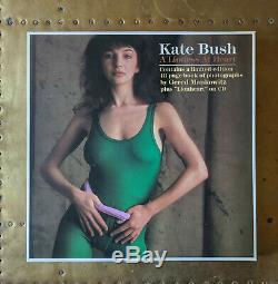 Kate Bush Coffret Coffret Lionne Au Coeur, Belle Forme Et Rare! Peter Gabriel