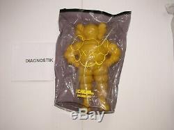 Kaws Chum Jaune 2002 Ltd 500 Animaux Morts Scellé Dans Un Sac Mint Condition